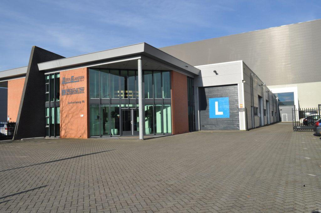 Peterclaassen.nl kantoor inbouwstation waalwijk